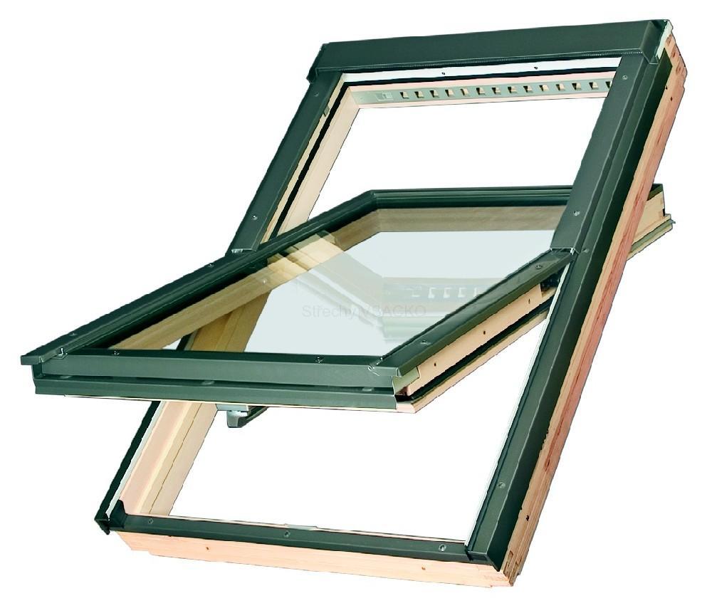 Střešní okno kyvné FAKRO FTP-V U5