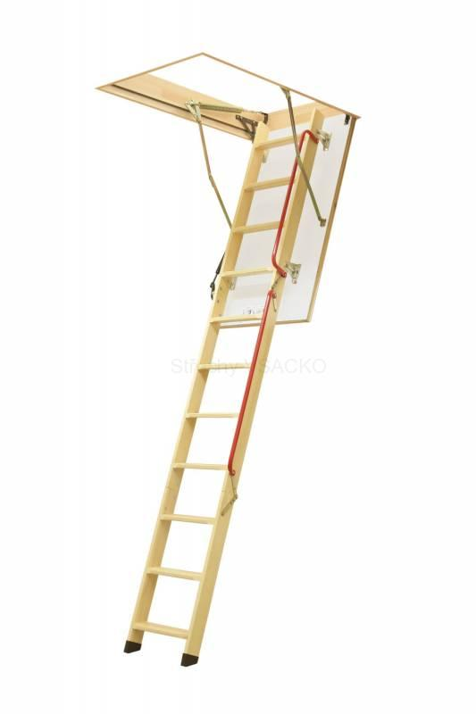 Skládací půdní schody FAKRO LWL LUX 280 třídílné