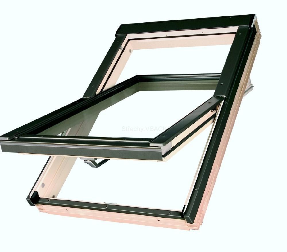 Střešní okno kyvné FAKRO FTS U2