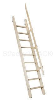 Mlynařské schody Fakro MSP Pivot