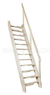 Mlynařské schody Fakro MSA Altero
