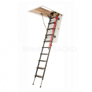Skládací půdní schody FAKRO LML LUX 280cm