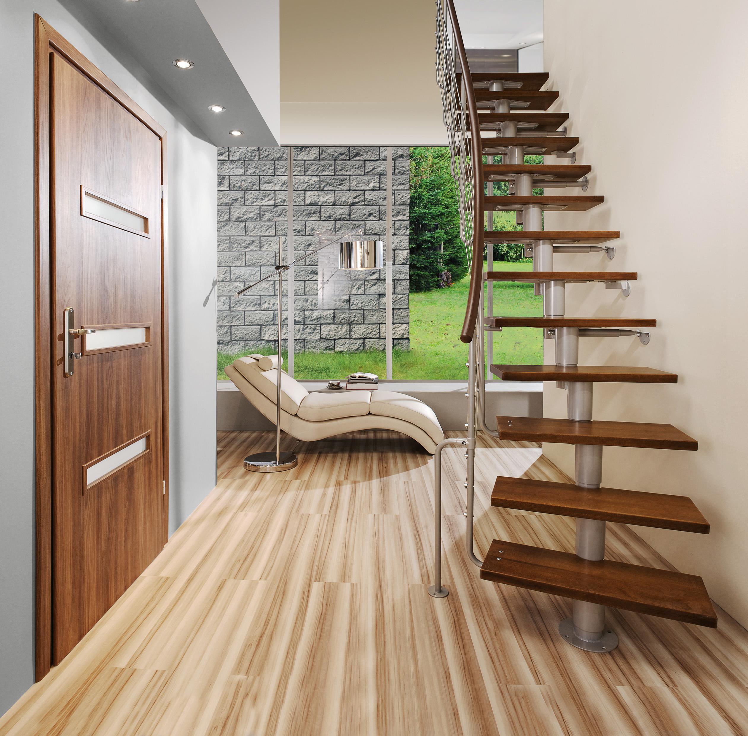Modulové schodiště DIXI