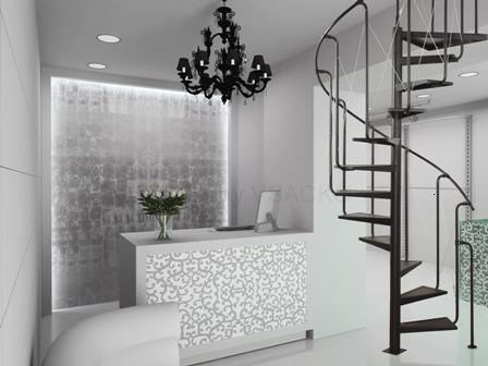 Točité schodiště SOLO 120
