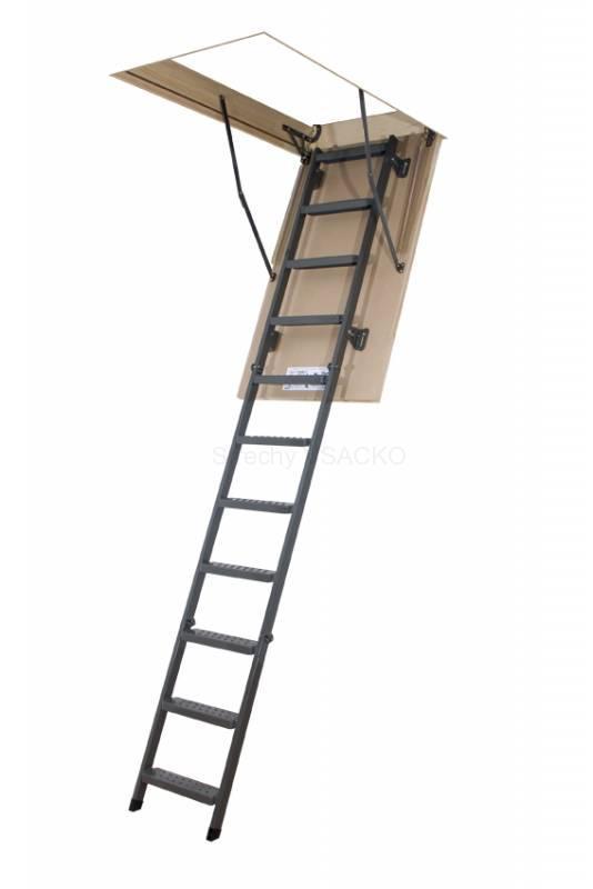 Skládací půdní schody FAKRO LMS SMART 280 třídílné