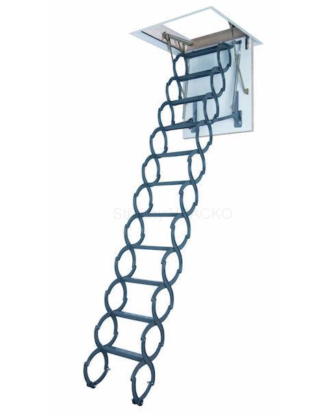 Půdní stahovací schody FAKRO LSZ 250-280